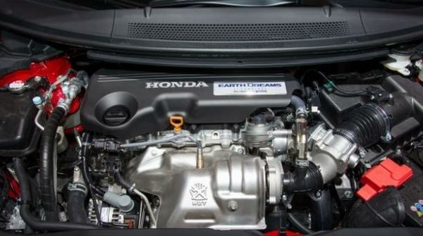 2015 - Honda Civic Hatchback Engine