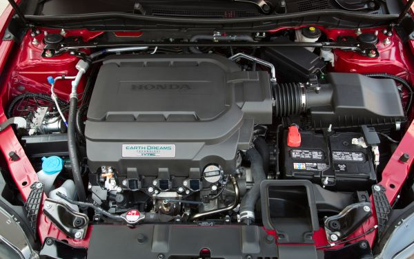 Honda Accord Coupe 2015 Engine