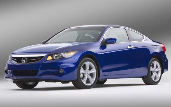 2015 Honda Accord Coupe FI
