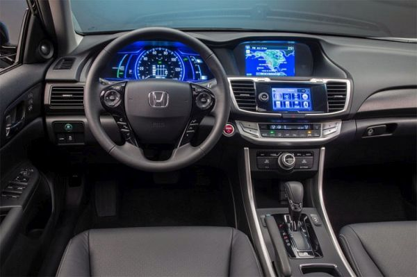 Honda Accord Coupe 2015  Interior