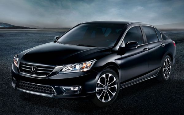 2015 - Honda Accord Sedan FI