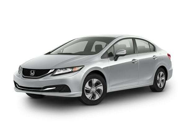 2015 Honda Civic Sedan 4dr  FI