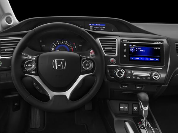 2015 honda civic sedan 4dr specs and price - 2015 honda civic si interior lights ...