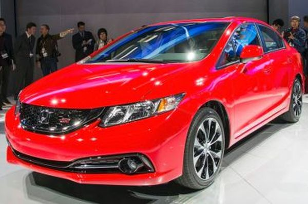Honda Civic 2015 Sedan 4dr