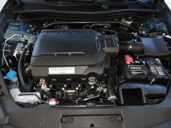 Honda Crosstour Engine - 2015