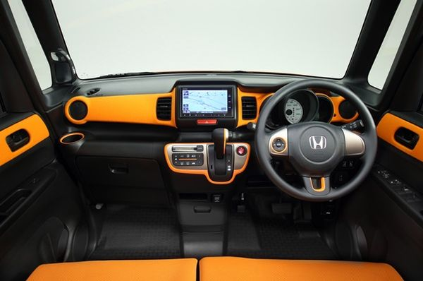 2015 - Honda Element Interior