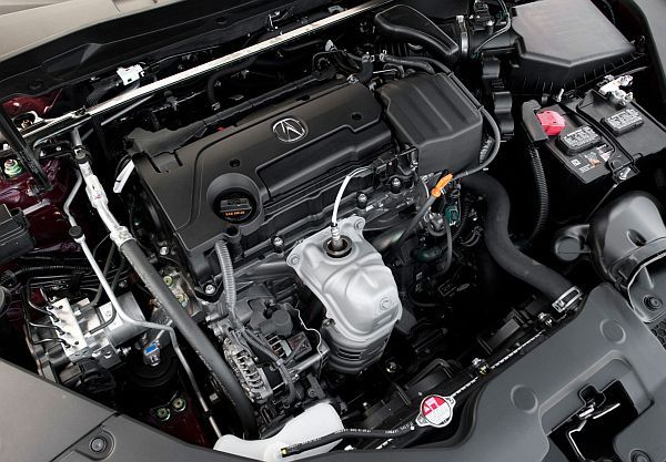 2016 ACURA TLX - Engine