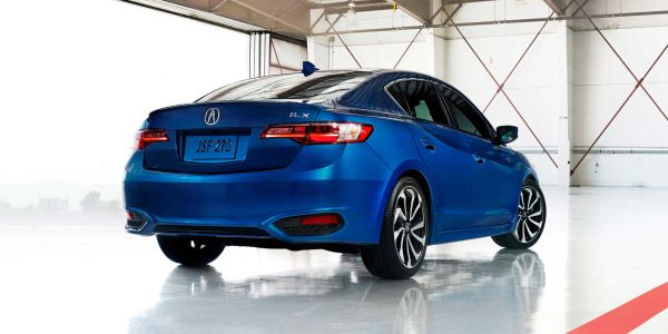 2016 Acura ILX - Rear View