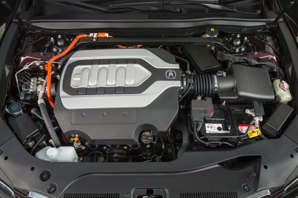 2016 Acura RLX - Engine