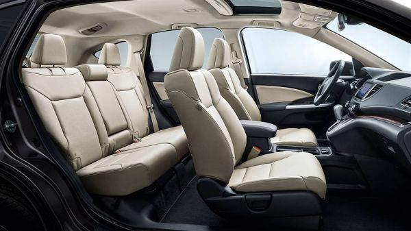 2016 Honda CR-V - Interior