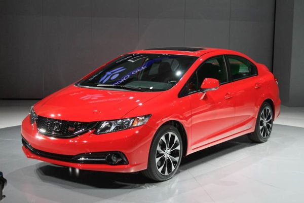 2016 - Honda Civic Coupe Si FI