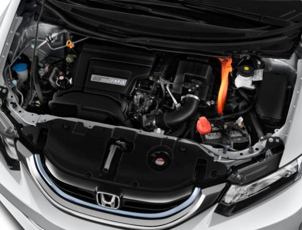 2016 - Honda Civic Hybrid Engine