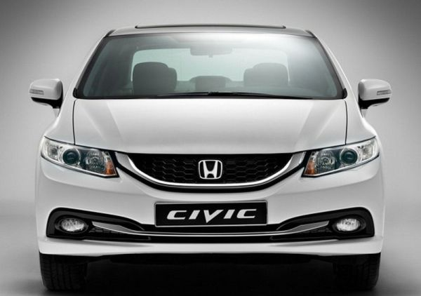 2016 - Honda Civic Sedan EX