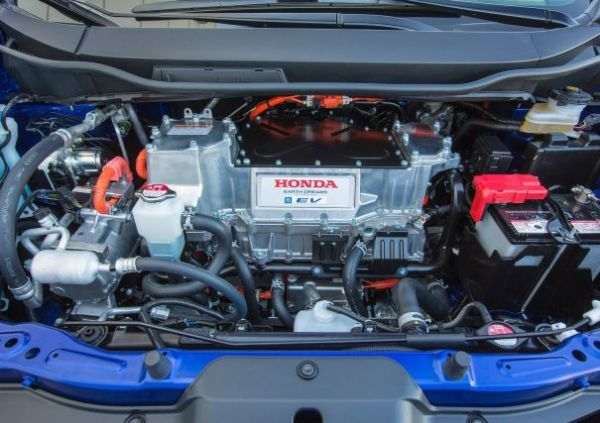 2016 - Honda Fit Engine