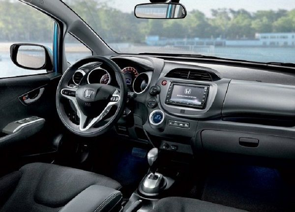 2016 - Honda Fit Interior