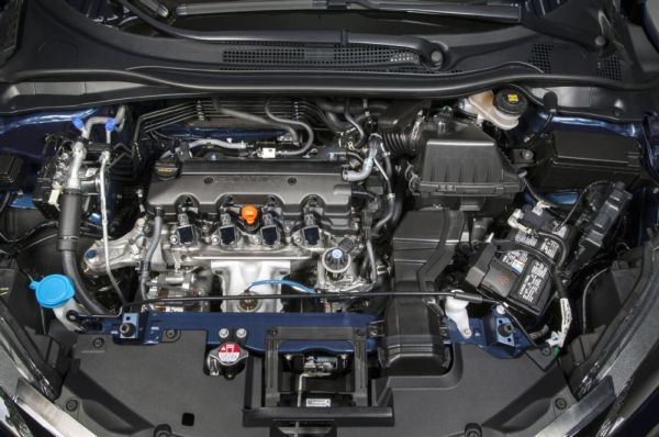 2016 - Honda HRV Engine