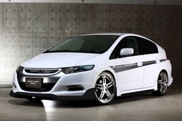2016 - Honda Insight FI