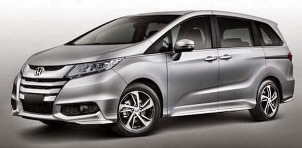 2016 honda odyssey price review release date. Black Bedroom Furniture Sets. Home Design Ideas