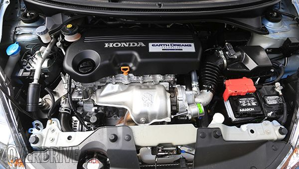 2016 - Honda Mobilio Engine