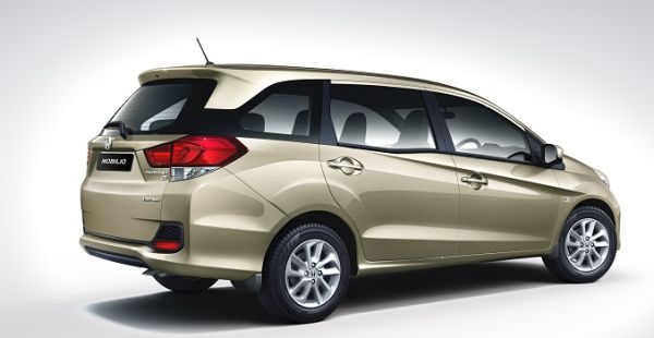 2016 - Honda Mobilio Side View