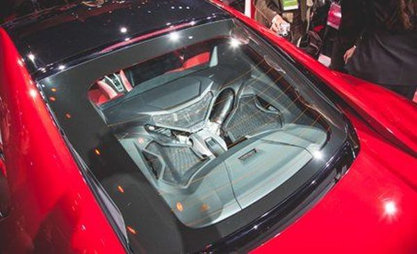 2016 acura nsx price review specs hp. Black Bedroom Furniture Sets. Home Design Ideas