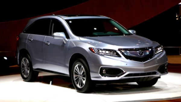 2016 acura rdx review price colors. Black Bedroom Furniture Sets. Home Design Ideas