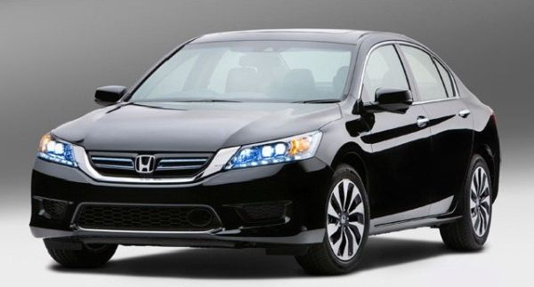 Honda Accord Hybrid 2015 - FI
