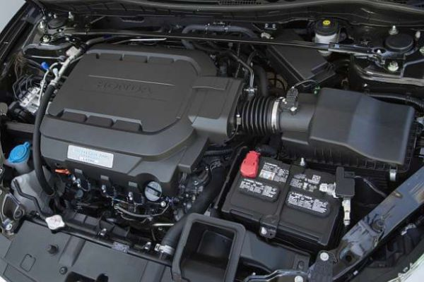 Honda Accord Hybrid 2017 - Engine