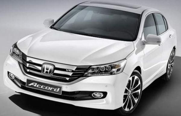 Honda Accord Hybrid 2017 - FI