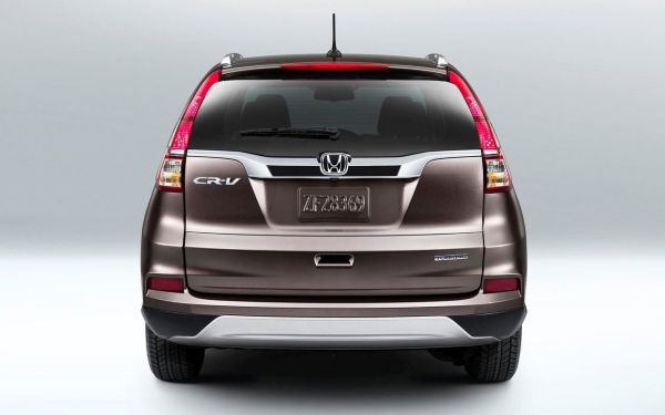 Honda CRV 2017 - Rear View