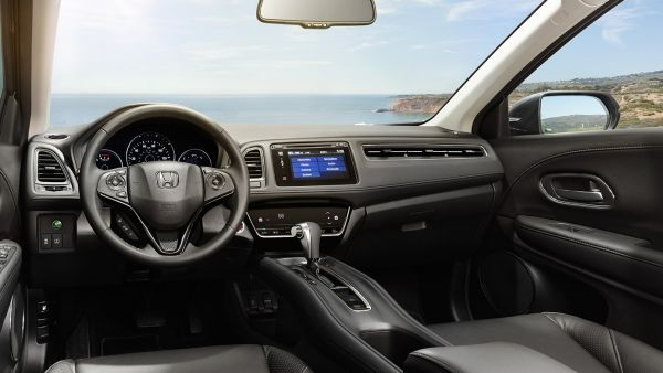 Honda HR-V LX 2016 - Interior