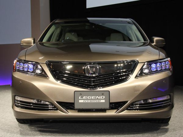 Honda Legend 2015 - FI