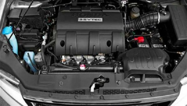 Honda Ridgeline 2017 - Engine