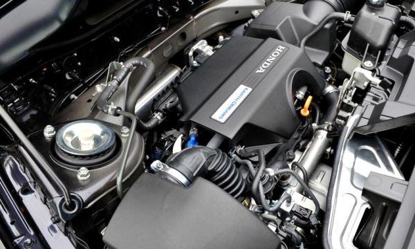 Honda S660 2016 - Engine